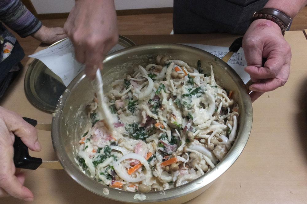 2017.6.9 第5回 料理教室