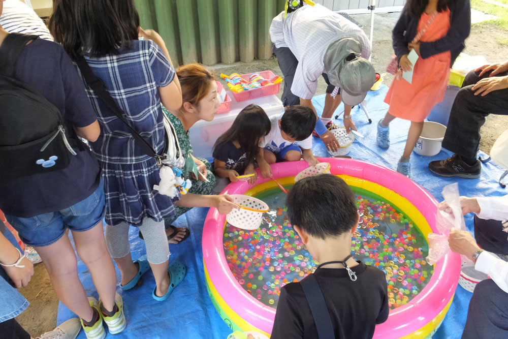 2017.8.7〜8.8 伏見公園 縁日