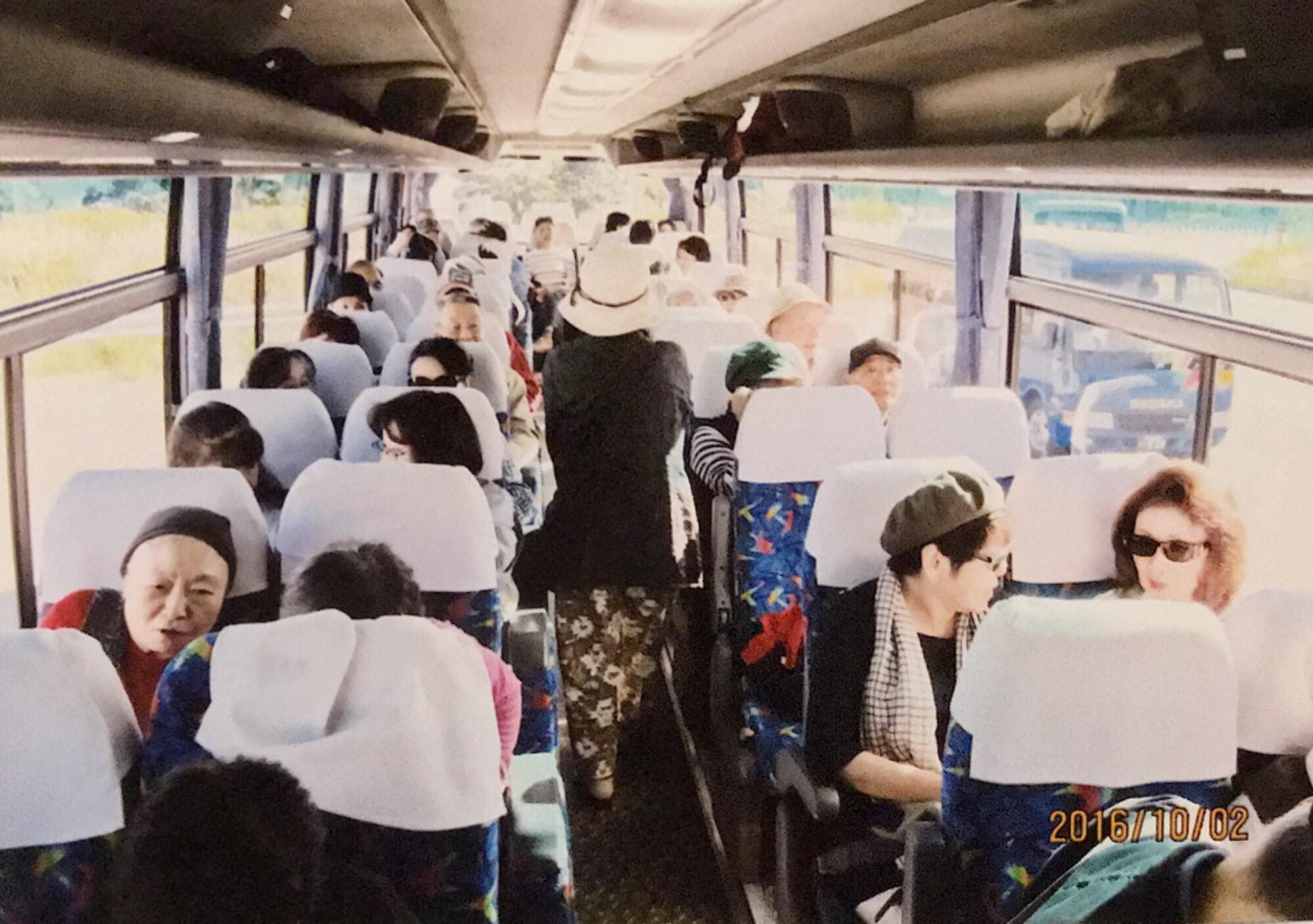 2016.10.2 秋を味わう 日帰りバス旅行 ~小樽運河散策と仁木フルーツ狩り~