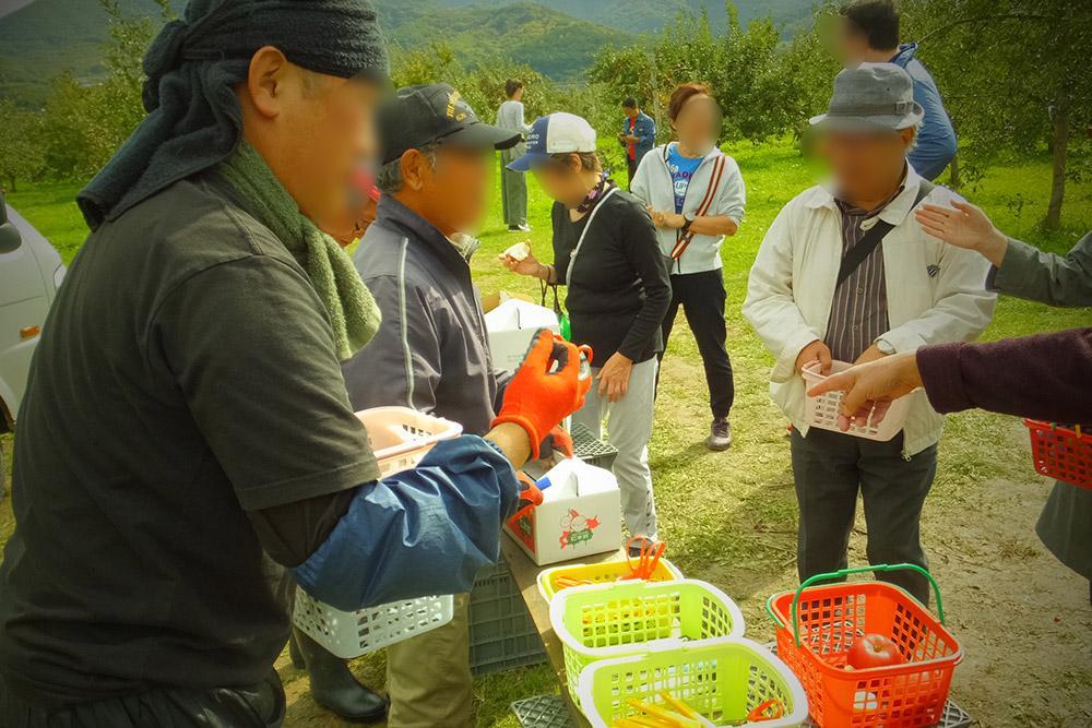 2019.9.29 秋を満喫 果物狩り ~仁木方面バスの旅~